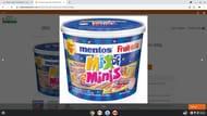 Chupa Chups Mix of Minis 600g