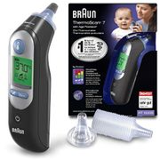 Braun ThermoScan 7 Ear Thermometer with Age Precision
