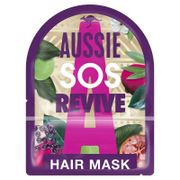 Aussie SOS Hair Mask & Cap Revive Your Lifeless Locks, 20ml