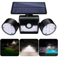 30 LED Solar Motion Sensor Security Lights - £17.98 from Amazon