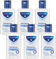 Cuticura Original Anti Bacterial Hand Gel 100ml (Pack of 6) - PRICE DROP