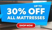 Get 30% off Mattresses + 4 Free Pillows Delivered at Sleep and Snooze