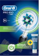 Oral B Pro 650's Cross Action Electric Toothbrush £30