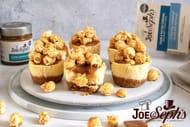20% off 12 Vanilla Mini Cheesecake Kit with Joe & Seph's Salted Caramel Sauce