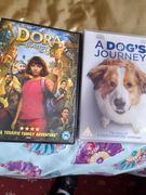 DVDs 2 for £10