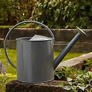 Grey 9L Watering Can