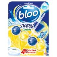 Bloo Power Active Lemon Rim Block 50g