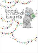 Me to You Bear Good Luck in Your Exams Card