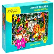 Jungle Puzzle - Animal Toy for Kids