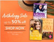 Up to 50% off Selected Anthologies and Special Releases