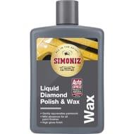 Simoniz Diamond Wax & Polish Bottle