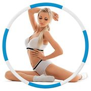 Dattdey Weighted Hula Hoop for Adults - Only £5!