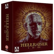 Hellraiser Trilogy (Blu-Ray)