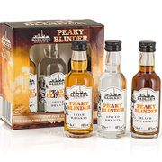 Sadler's Peaky Blinder Taster Pack Contains Gin, Whiskey and Rum
