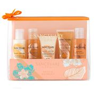 Sanctuary Spa Gift Set, Petite Retreat Travel Bag with Shower Gel