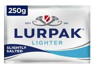 Freebie - Lurpak Lighter Slightly Salted Block Butter 250g