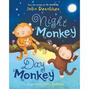 Special Offer! Night Monkey, Day Monkey: 1 Paperback NEW at Thebookbundle