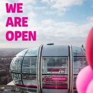The London Eye - Single Entry Ticket