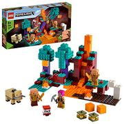 SAVE £9 - LEGO Minecraft the Warped Forest - PRIME DAY DEAL