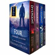 Divergent Series Complete 4 Books Collection