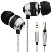 Betron B25 Earphones, Noise Isolating In-Ear Wired