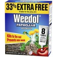 Weedol Pathclear Weedkiller 6 Tubes