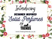 Free Designer Solid Perfume Just Pay Postage