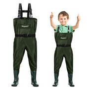 Magreel Waterproof Kids Chest Waders with Boots - Save 40%