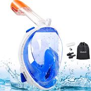 DEAL STACK - MOSFiATA Full Face Snorkeling Mask + 20% Coupon