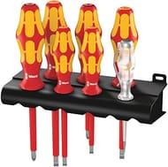 Wera VDE Kraftform Lasertip Screwdriver Set - Only £21.90!