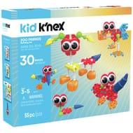K'NEX Zoo Friends Building Set