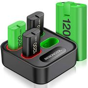 DEAL STACK - BEBONCOOL Charger for Xbox One Controller Battery Pack + £4 Coupon