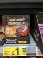Sharwood's Slow Cooker Tikka Masala Sauce  170g