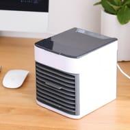Cheap Portable 2-in-1 Air Cooler & Humidifier at HomeStoreDirect