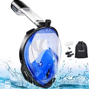 MOSFiATA Snorkel Mask, Swimming Scuba Diving - Only £12.58!