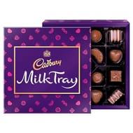 Cadbury Milk Tray Chocolate Box