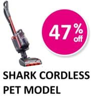 PRICE DROP! SHARK CORDLESS Vacuum Cleaner | Anti Hair Wrap | PET MODEL