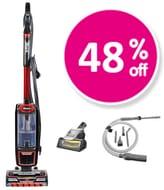 SHARK Vacuum Cleaner, Anti-Hair Wrap + Pet Brush + Car Detail Kit