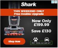 SHARK ANTI HAIR WRAP POWERED LIFT-AWAY + FREE Pet Model Upgrade + FREE Car Kit