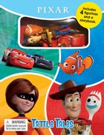 Special Offer! Save 40% Disney Pixar Tattle Tales Board Book