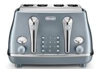 CTOT4003.AZ Icona Metallics Toaster - Now £69.99!
