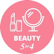 Beauty Products 5 for the Price of 4 and Free Gift on £15 Spend at Fab Finds
