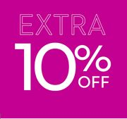 Get A Further 10% Off Your Order