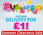 Pay Just £1 Delivery When You Spend £30