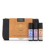 Tisserand X National Geographic Wellbeing Escape Roller Ball Collection