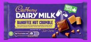 Spend £20 and Get 3 Cadbury Chocolate Bars Free! Spend Excludes Postage