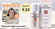 FREE* Anti-Ageing Eye Cream When You Subscribe to Natural Health Magazine!