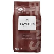 Taylors of Harrogate Lazy Sunday Coffee Beans, 1kg (Pack of 1)