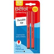 Berol Handwriting Pens - Berol Handwriting Pens, 2 Count - Only £0.80!