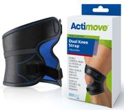 Actimove Sports Edition Adjustable Dual Knee Strap - Now £19.99!